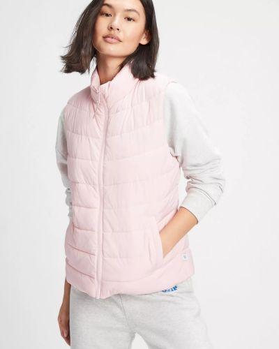 Дутая жилетка - розовая Gap