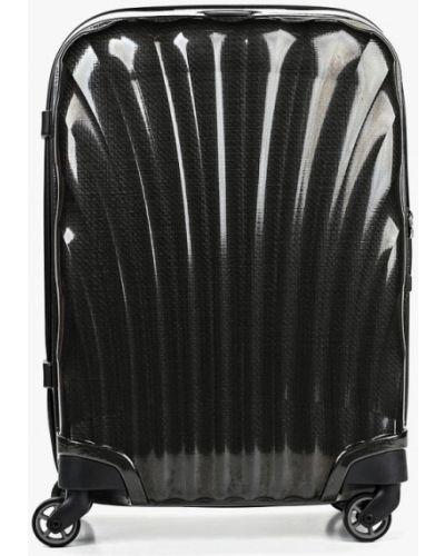 Дорожная сумка черная Samsonite