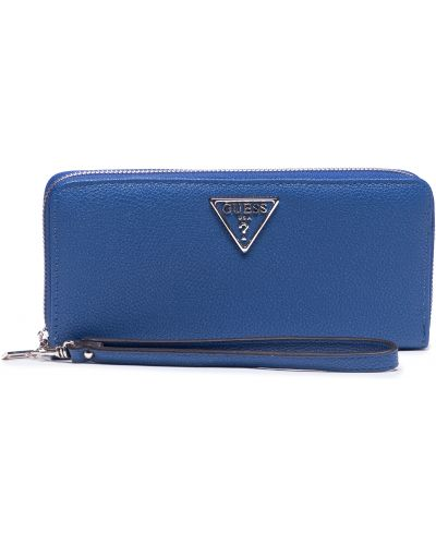 Niebieski portfel Guess
