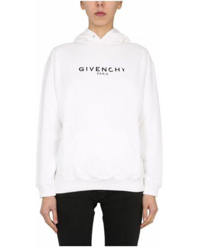 Bluza z kapturem bawełniana Givenchy