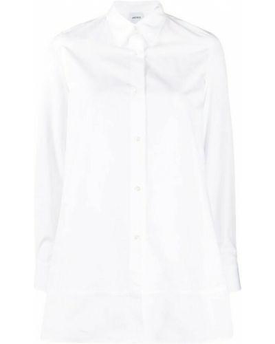 Biała koszula Aspesi
