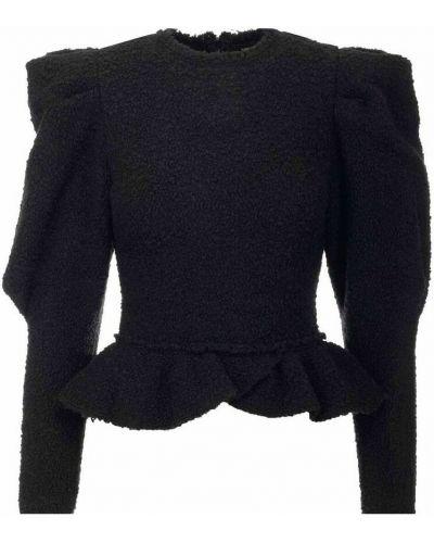 Bluzka - czarna Isabel Marant