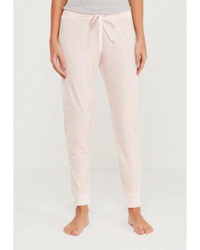 Бежевые брюки домашние Love Republic
