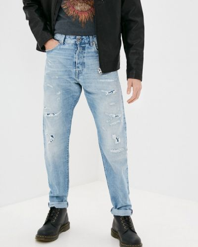 Зауженные джинсы-скинни Replay
