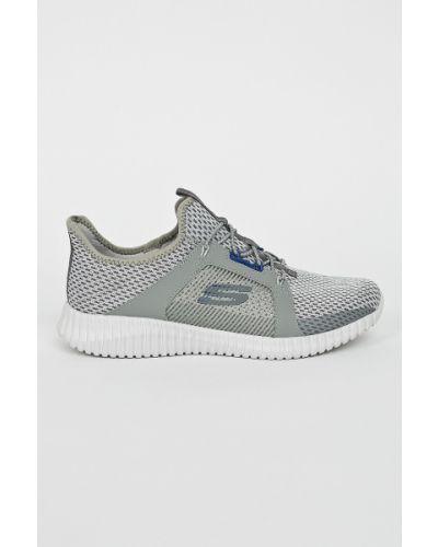 Кроссовки текстильные на шнуровке Skechers