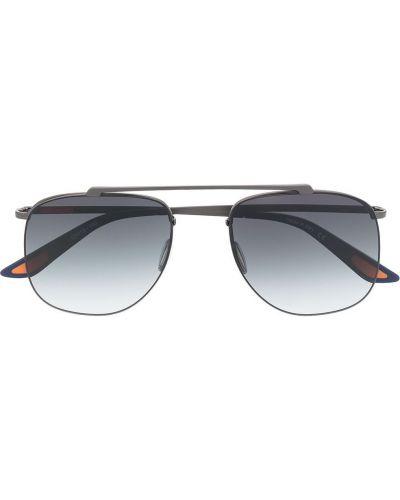 Niebieskie okulary Christian Roth