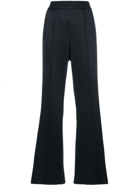Черные брюки с полоской по бокам с карманами Marc Jacobs