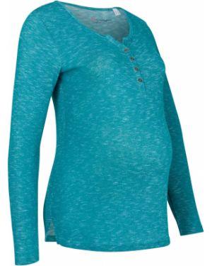 Блузка прозрачная для беременных Bonprix