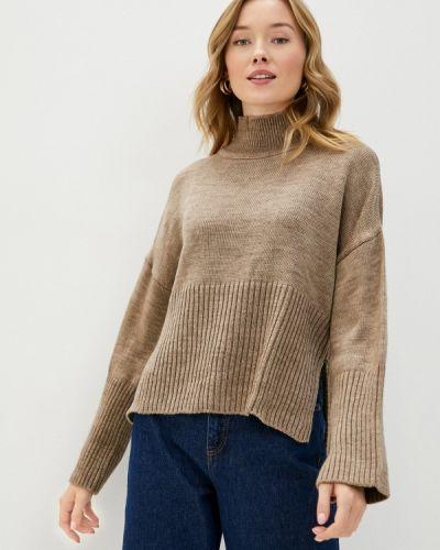 Коричневый свитер Trendyol