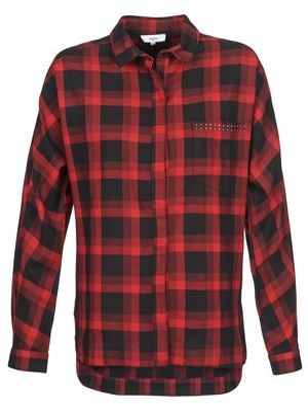 Czerwona koszula Suncoo