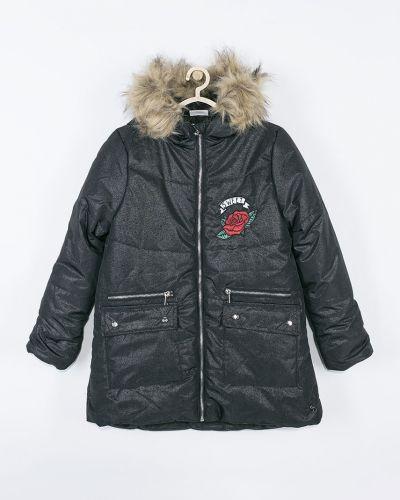 Куртка теплая прямая Coccodrillo