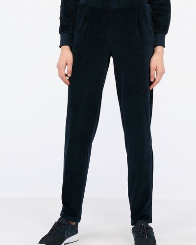 Синие спортивные брюки Hummel