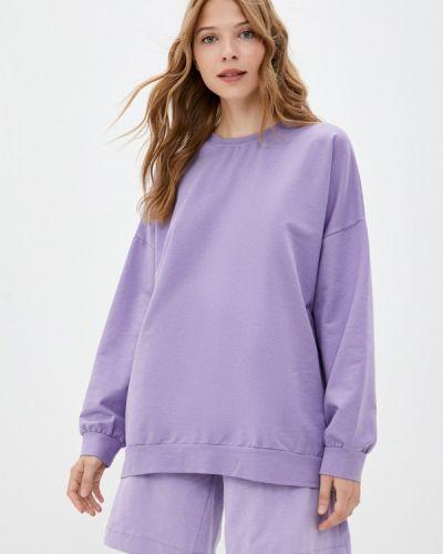 Фиолетовая весенняя кофта Mondigo