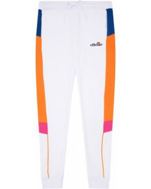 Спортивные белые спортивные брюки Ellesse