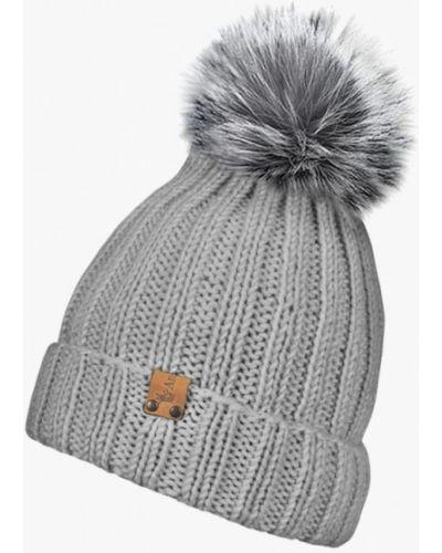 Серая шапка Anmerino