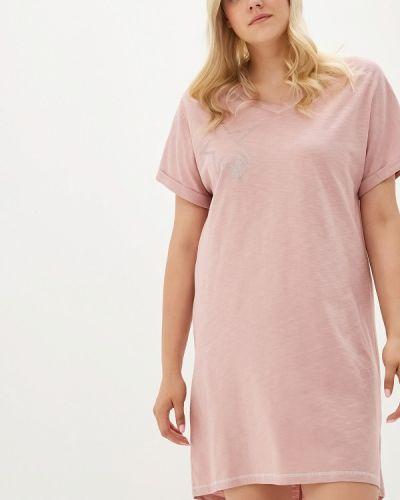 Платье розовое наше