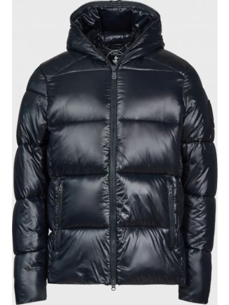 Куртка на молнии - черная Save The Duck