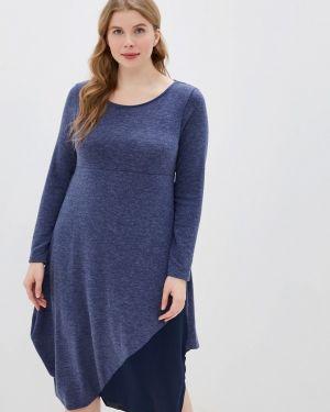 Платье платье-свитер осеннее Perfect J