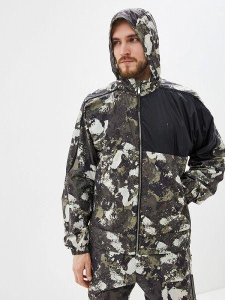 Куртка хаки Marcelo Burlon County Of Milan