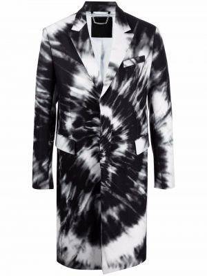 Длинное пальто - черное Philipp Plein