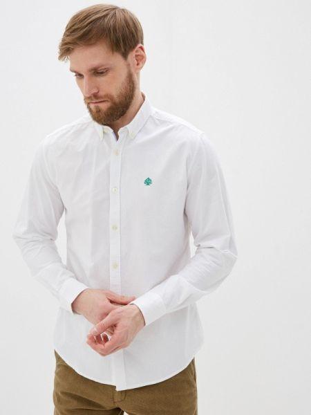 Рубашка с длинным рукавом белый Springfield