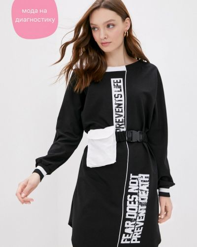 Черное платье Dali