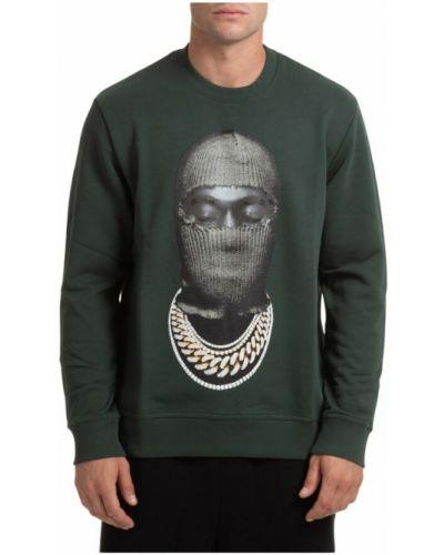 Zielona bluza dresowa Ih Nom Uh Nit