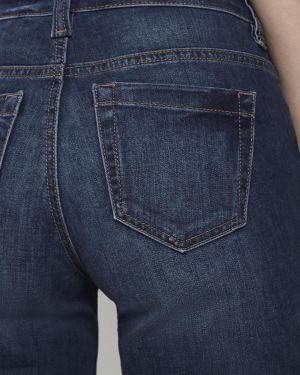 Синие шорты Tom Tailor