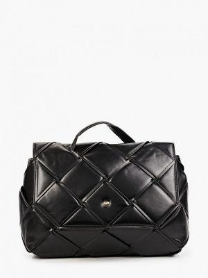 Черная сумка осенняя Vitacci