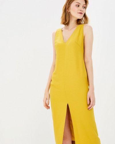 Платье желтый Chapurin