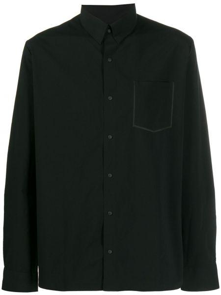 Классическая рубашка на пуговицах Mammut Delta X