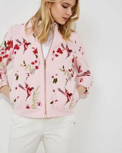 Розовая куртка весенняя Ted Baker London