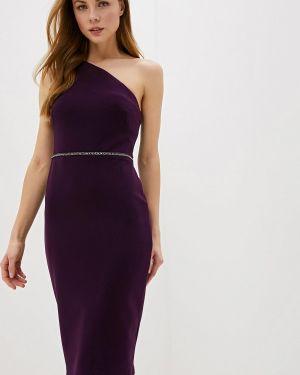 Платье с открытыми плечами осеннее Lauren Ralph Lauren
