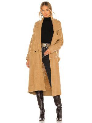 Куртка из верблюжьей шерсти Show Me Your Mumu