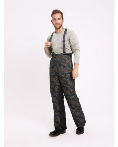 Зеленые брюки Oldos Active