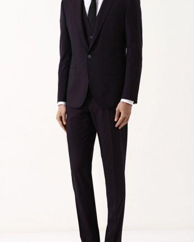 Костюм-тройка деловой домашний Dolce & Gabbana