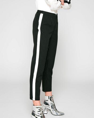 Черные брюки прямые Answear