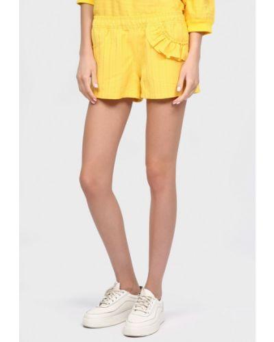 Желтые шорты Inna Lee