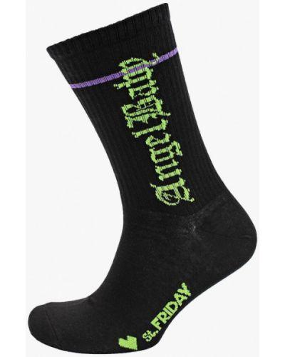 Черные носки Artem Krivda