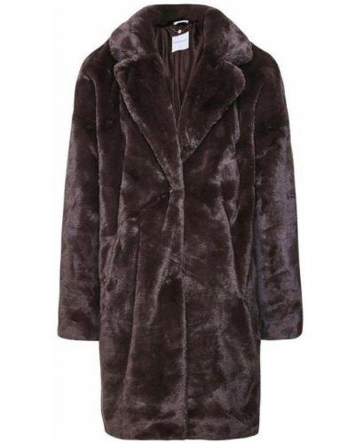 Czarny płaszcz Rino & Pelle