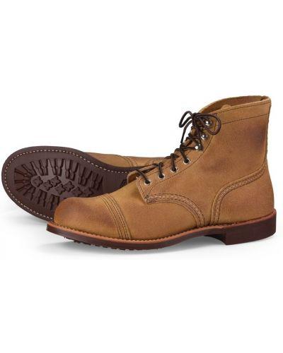 Półbuty - brązowe Red Wing Shoes