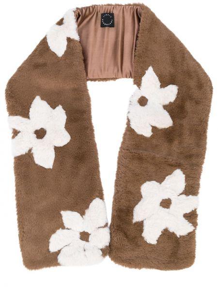 Белый шарф Lizzie Fortunato Jewels