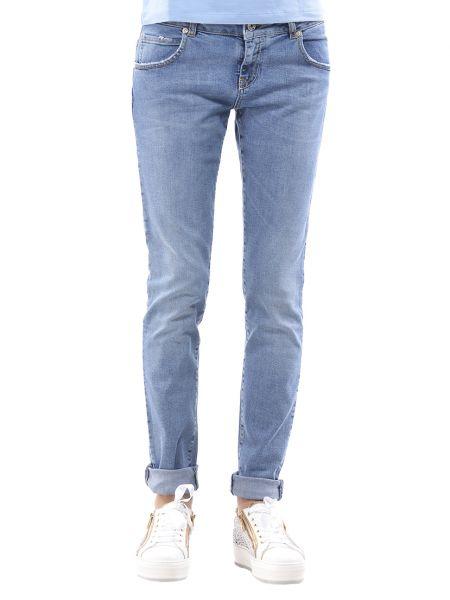 Хлопковые джинсы Blugirl