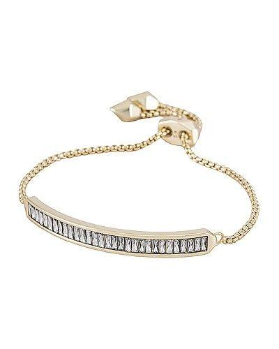Ażurowa złota bransoletka ze złota Kendra Scott