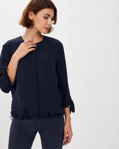 Синяя блузка осенняя Betty Barclay