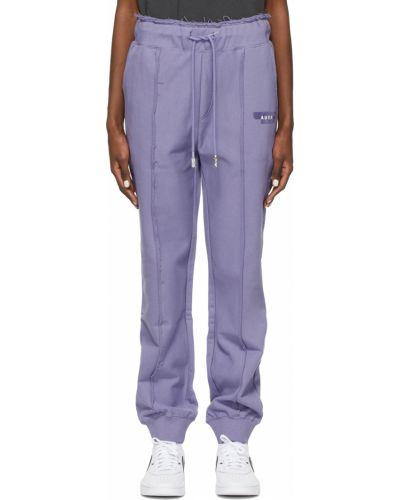 Spodnie srebrne - białe Ader Error