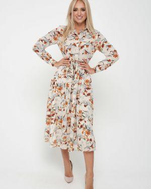 Вечернее платье мини миди Leleya