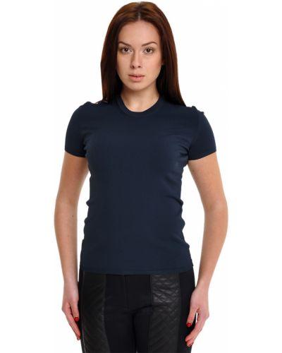 Синяя футбольная футболка Bally