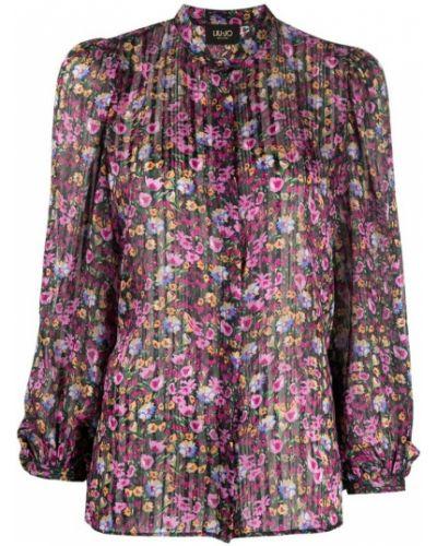 Koszula - fioletowa Liu Jo