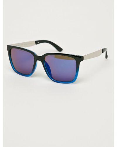 Солнцезащитные очки синий темно-синий Medicine